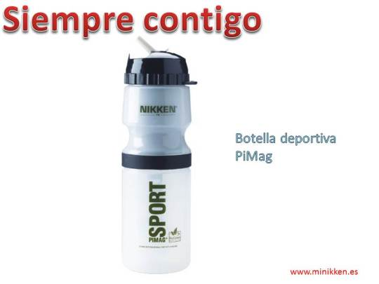 Botella deportiva PiMag